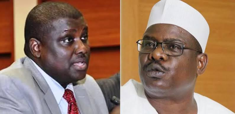 Court Orders Senator Ndume To Be Remanded In Prison After Failing To Produce Maina 1