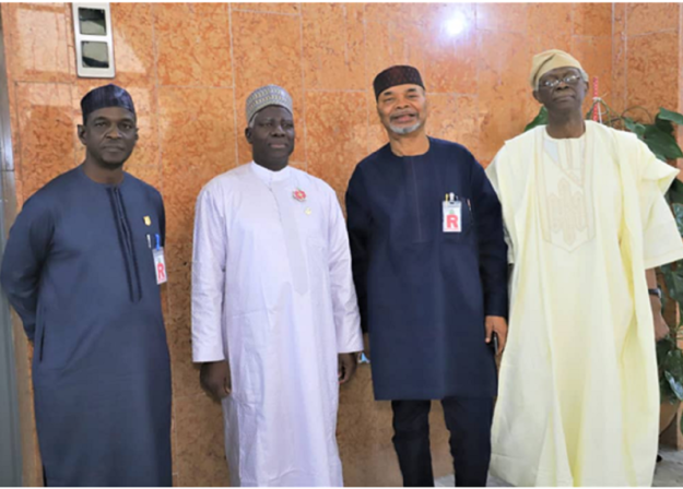 DSS' Forum Of Retired Directors Visits DGSS