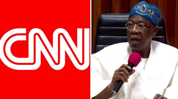#EndSARS: CNN Report On Lekki Shooting Capable Of Setting Nigeria On Fire — Lai Mohammed