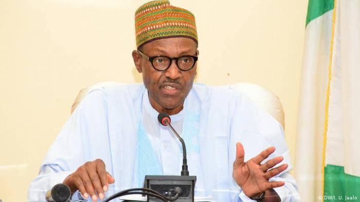 """EndSARS: """"Let Peace Reign, My Generation Will Soon Leave"""" - Buhari Tells Nigerian Youths 1"""