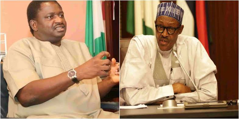 #EndSARS: We Would Have Been Mourning If Buhari Hadn't Acted Like A Father - Femi Adesina 1