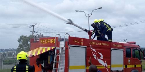 Federal Fire Service Worker Dies While Looking For Money For Wife's Delivery In Abuja 1