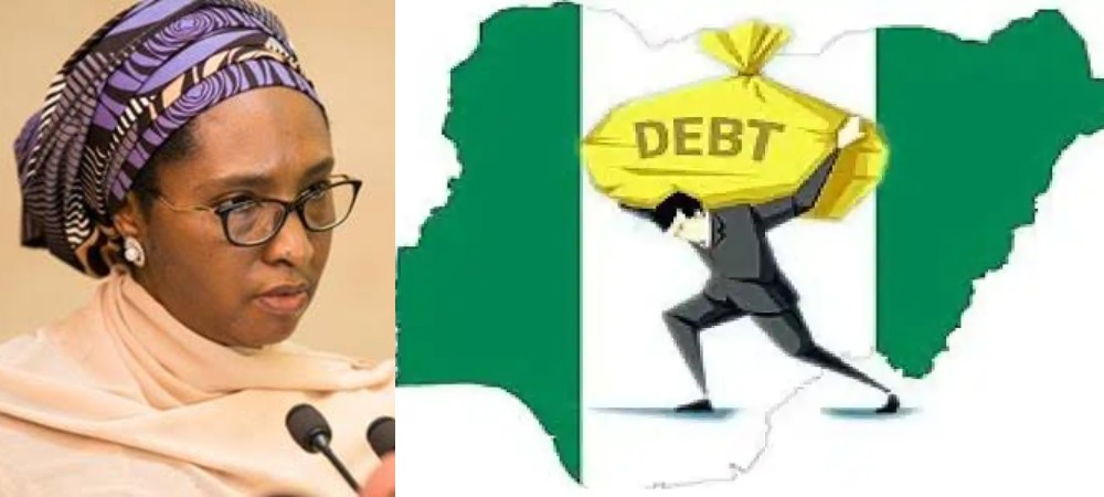 Finance Minister, Zainab Ahmed Says Nigeria's Debt Will Hit N38.68 Trillion By Next Year 1