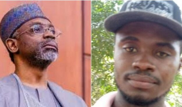 Gbajabiamila unveils identity of killer-cop, hands him over to DSS