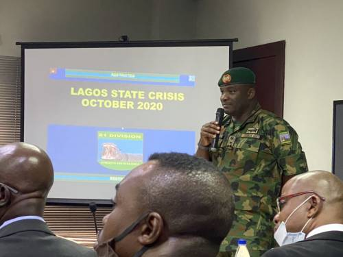 Given The Same Circumstance, We Will Repeat What We Did In Lekki – Nigerian Army Declares