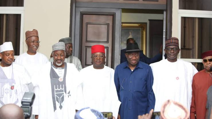 """""""Goodluck Jonathan Is Now A Progressive Person, He Works For Us"""" - APC Slams PDP 1"""