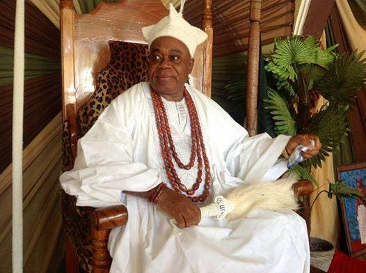 Gunmen kill top traditional ruler