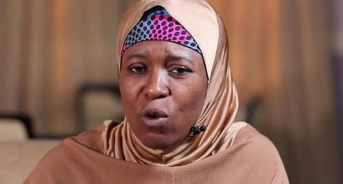 """He Is A Parasite"" – Aisha Yesufu Blasts Buhari Over Killing Of 43 Farmers In Borno"