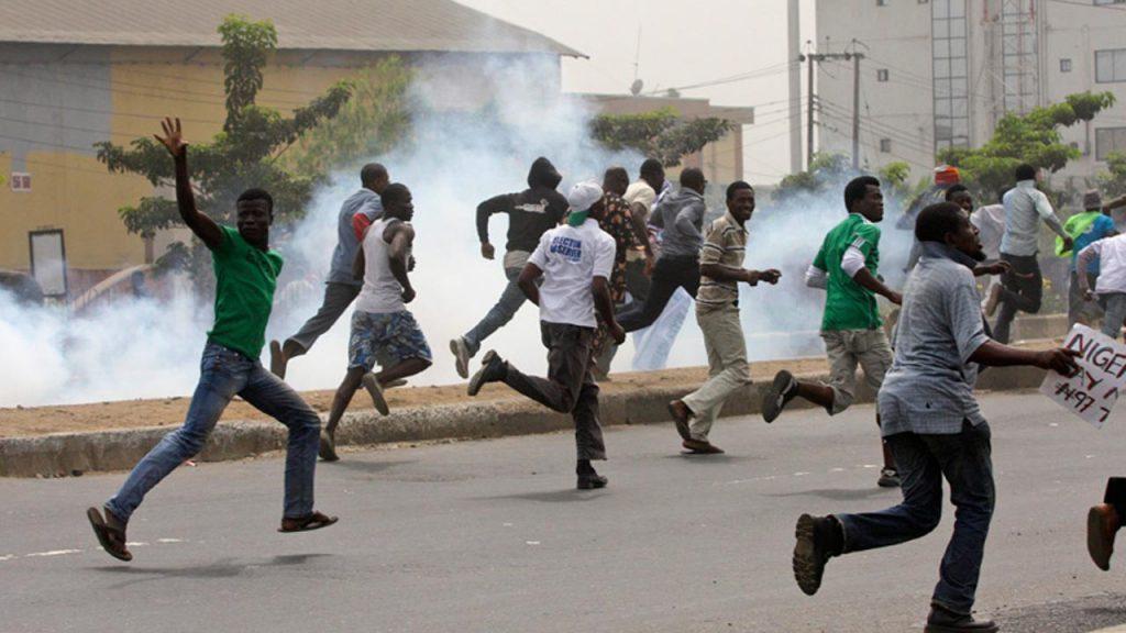 Ethnic clash