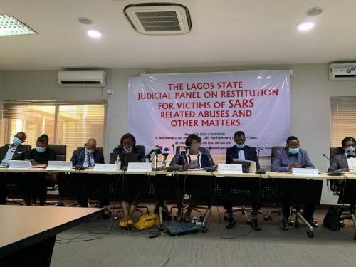 How Policemen Inserted Hot Iron Into My Private Part, Damaged My Ear Drum – Man Tells Lagos Panel