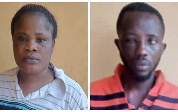 I Got Private Parts Of Roasted Police As Gift, Female Suspect Confesses, As Police Nab Two In Oyo