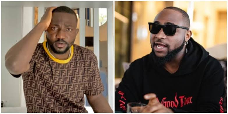"""""""If You Try Me, You Try God"""" - Filmmaker, HG2 Accuses Davido Of Planning To Kill Him 1"""