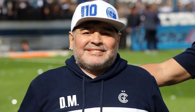 JUST IN: Football legend Diego Maradona is dead