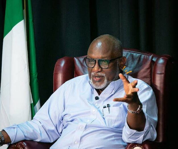 JUST IN: Gunmen abduct wife of Akeredolu's Chief of Staff