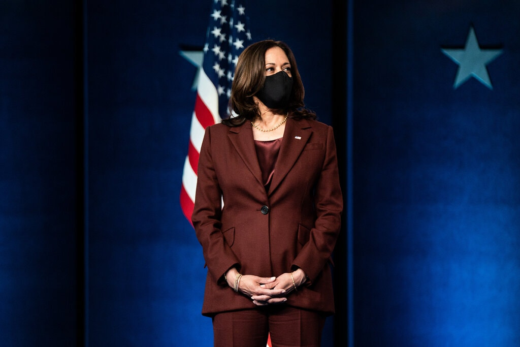 Kamala Harris Makes History: Becomes First Woman To Be Sworn In As Vice President In America 1