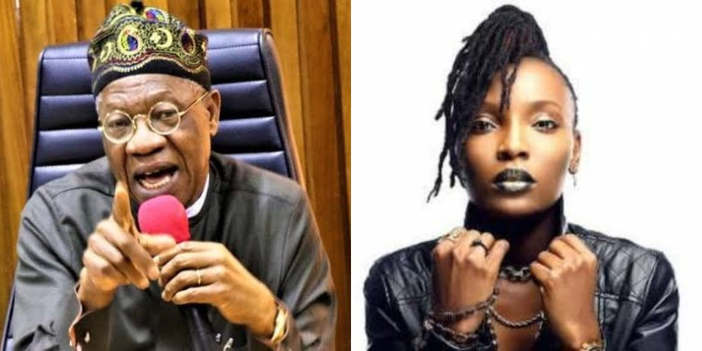 Lekki Shootings: DJ Switch Is A Fraud, She Will Be Soon Exposed - Lai Mohammed 1