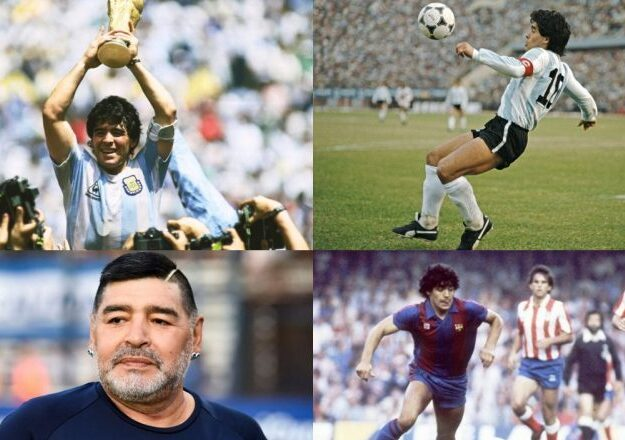 Life and Times of Diego Armando Maradona