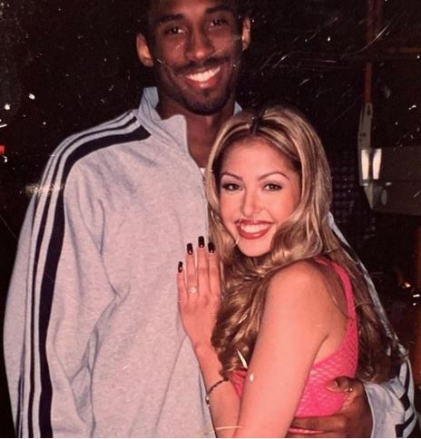 'Love At First Sight' – See How Vanessa Bryant Honored Late Husband Kobe On Anniversary Of Their First Meeting In 1999