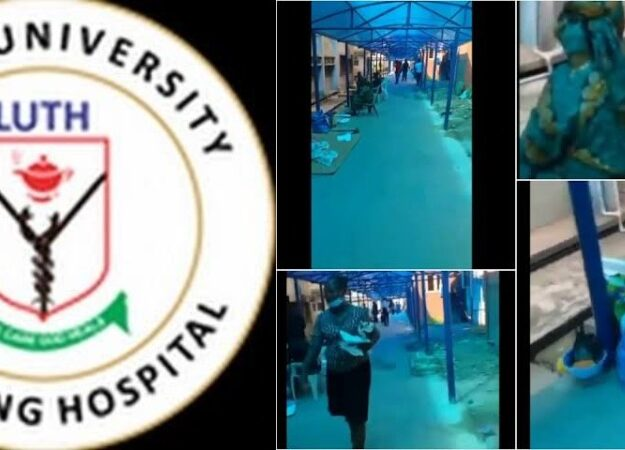 LUTH Hospital Reveals Why Nursing Mothers And Their Babies Were Evacuated To Corridor