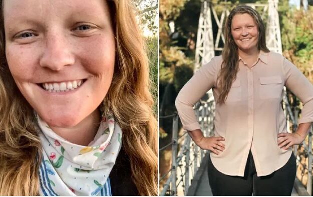 Meet Courtney Skaggs, The Woman Who Was Born With Testicles And A V*gina (Photo)