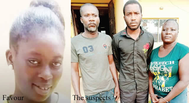 Mother, Son And Prophet Sent To Prison For Allegedly Killing, Eating Heart Of LASU Student 1