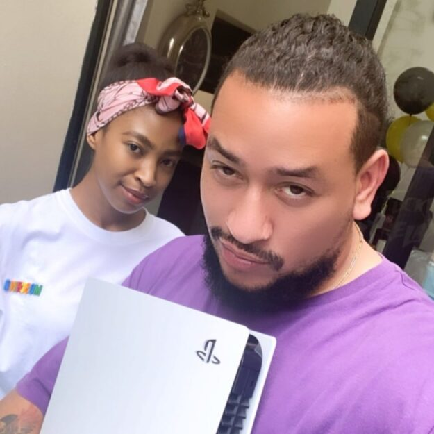 Musician Excited After Receiving Brand New PS5 Worth $399 From His Girlfriend (Photo)