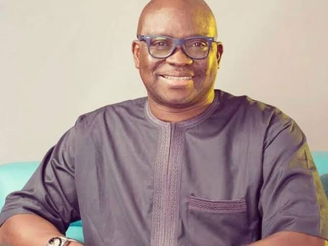 My Next Ambition In Life Is To Become Nigeria's President Or A Pastor - Ayodele Fayose 1
