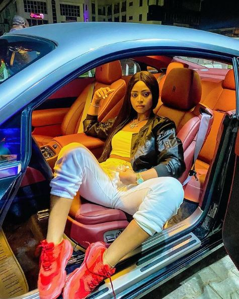 'Ned Nwoko Dey Chop Better Things' – Fan Gushes Over Regina Daniels New Photos