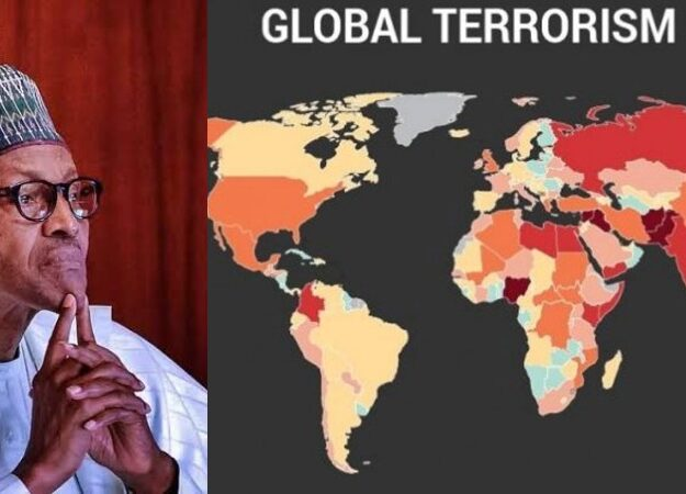 Nigeria Retains Position As Third Most Terrorised Country In The World – For The Sixth Time