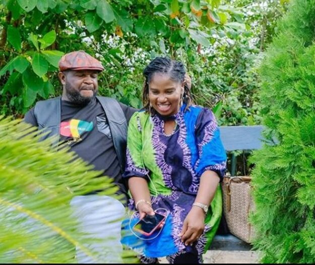 Nigerian Gospel Artiste, Buchi And Wife Celebrate 26th Wedding Anniversary