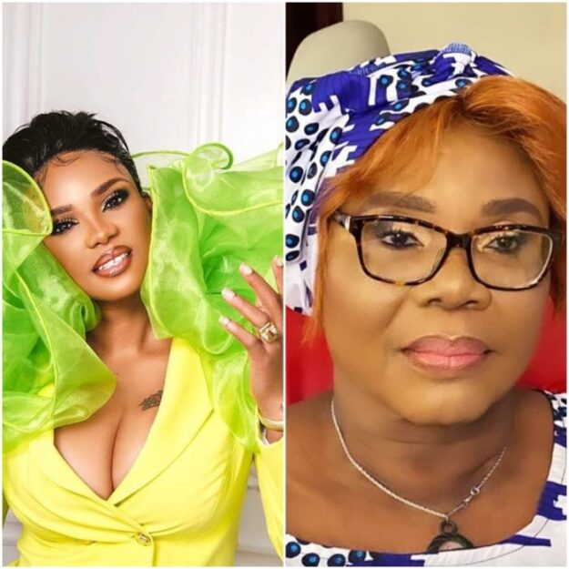 Nollywood actress Iyabo Ojo reveals mother's burial arrangements