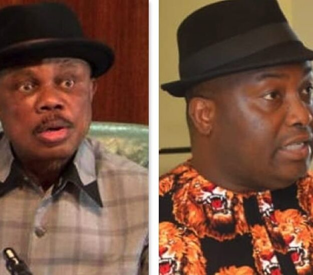 Obiano drags Ifeanyi Ubah: You manufacture figures