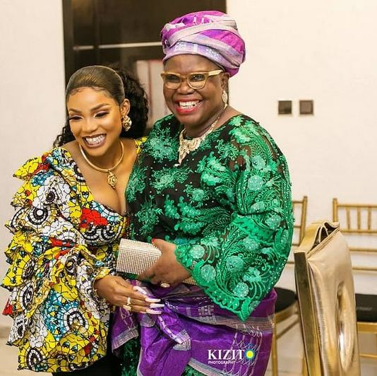 Oh No! Popular Actress, Iyabo Ojo's Mother Is Dead