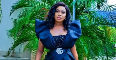 Photos: Chika Ike urges fans to put their best foot forward