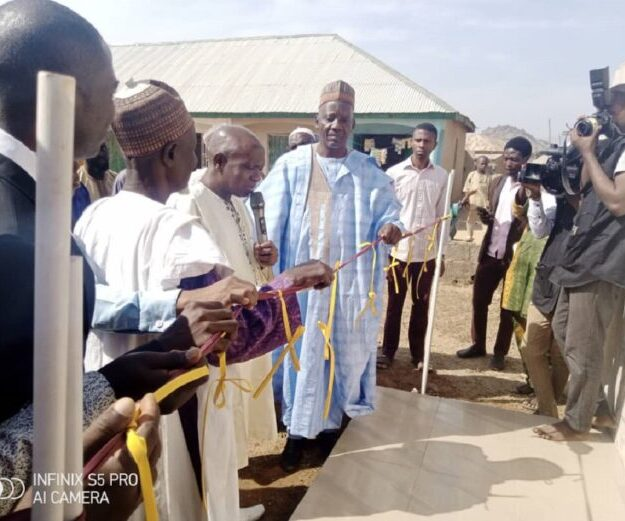RCCG Commissions two water projects in Bauchi communities