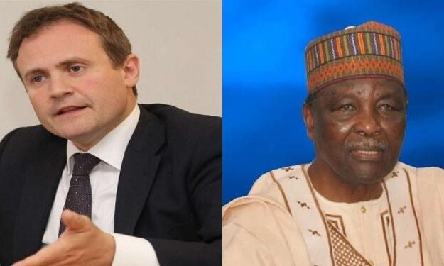 Rubbish: Gowon replies British MP Tugendhat