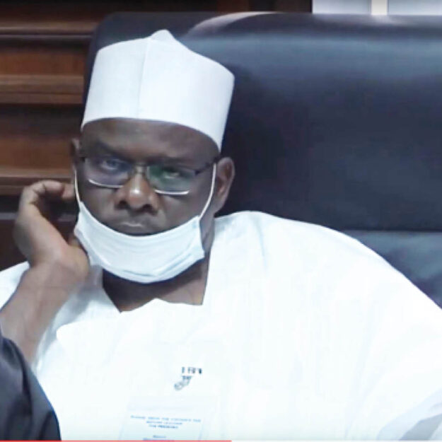 Senator Ndume Passes Night In Prison, Files Appeal Today