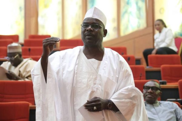 Senator Ndume released from Kuje prison