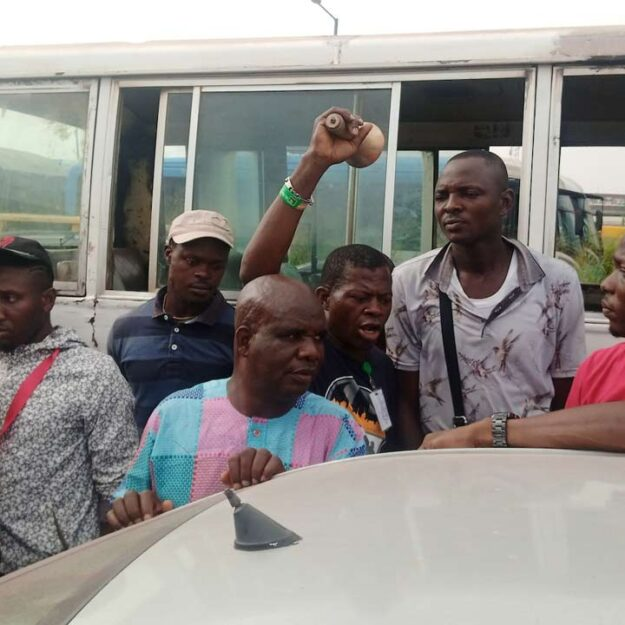 Tears As Lagos Government Auctions 44 Vehicles For Traffic Offences (Photo)