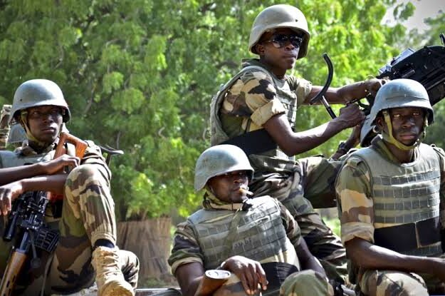 Troops arrest notorious bandit in hospital, Katsina couple trafficking arms