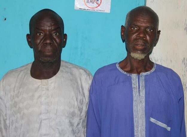 Two Men, 63 And 56 Arrested For Defiling 13-year-old Girl In Bauchi