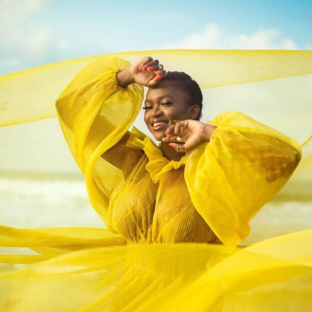 "Waje announces release date for ""Best thing"""