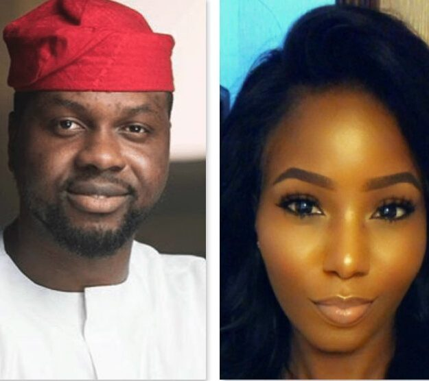 Watch how Debola Williams proposed to Kehinde, Gbenga Daniel's Daughter