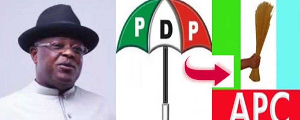 """We Can't Be Stampeded Into Zoning"" - PDP Reacts To Umahi's Threat To Join APC For Igbo Presidency 1"