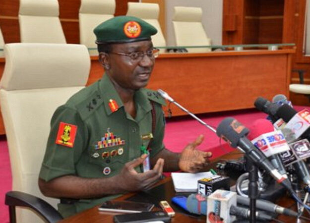 We Counted 43 Bodies – Defence Spokesperson, John Eneche Slams United Nations' Claim of 110 People Killed In Borno (Video)