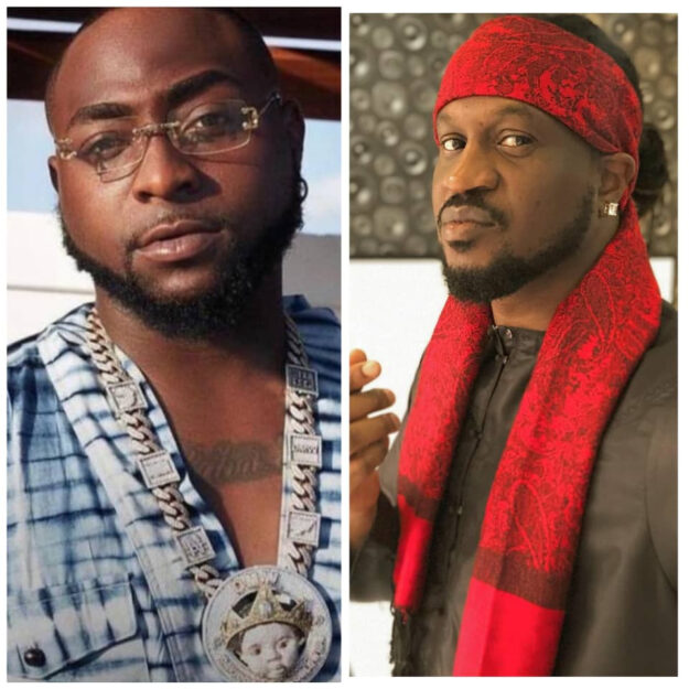 What Audacity Do You Have To Call My Friends And Family Pus*y? – Paul Okoye Tackles Davido