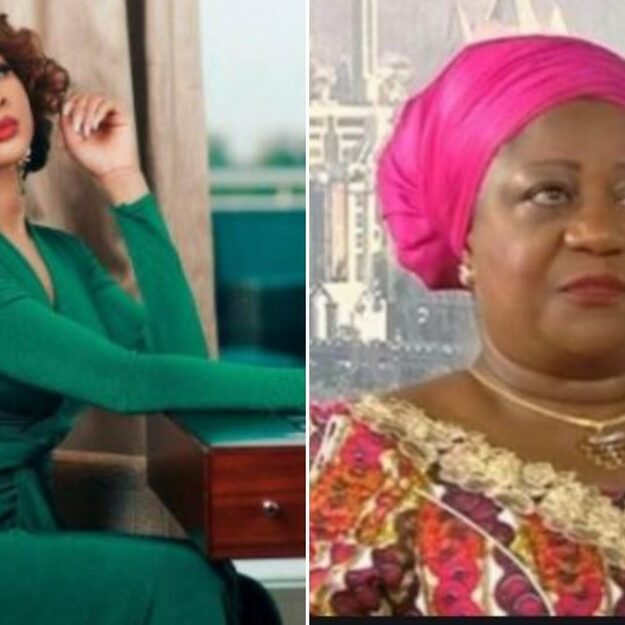 'You Are A Disgrace. Both Home And Abroad' – Adesua Etomi-Wellington Lambasts Lauretta Onochie