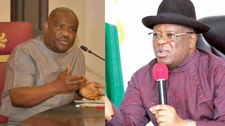 """You Can't Threaten Me, I'm Not A Dictator Who Controls PDP"" – Wike Fires Back At Umahi 1"