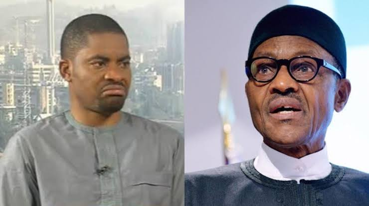 """""""You Will Soon Be Kidnapped"""" - Deji Adeyanju Mocks Buhari Over Abduction Of 7 Police Officers 1"""