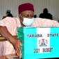 2021 Budget: Taraba Gov. Presents N139.46bn To State House